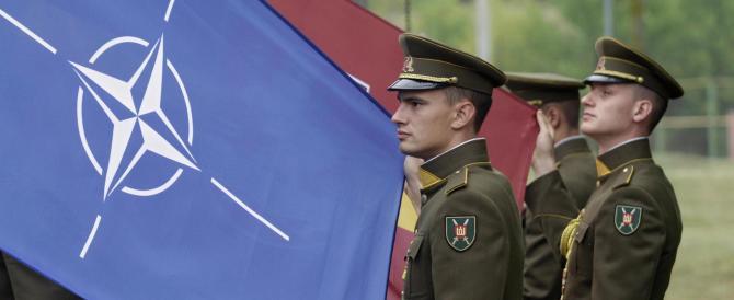 La Nato provoca Mosca con le più grandi manovre militari del decennio