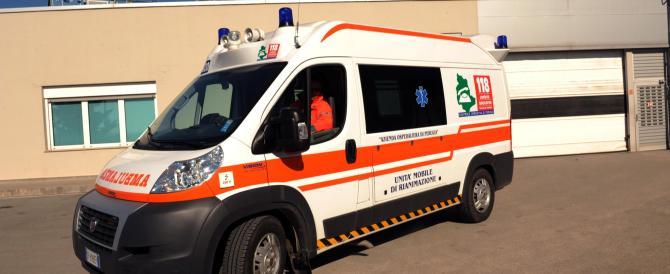 Condannato l'operatore della Croce Rossa che derubò la paziente morta