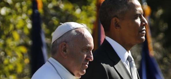 Il Papa a Washington chiude la vergogna della pedofilia: «Mai più i crimini»