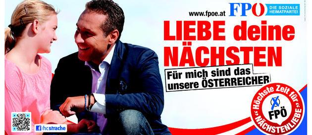 Austria, effetto-migranti e No-Ue fanno volare il partito che fu di Haider