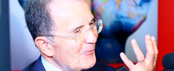Migranti, Prodi si sveglia dal sonno. E finisce per dare ragione a Berlusconi
