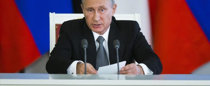 Putin inarrestabile: aumentano di ora in ora le sanzioni imposte alla Turchia
