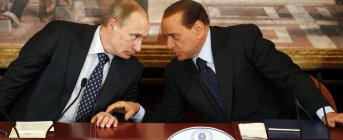 L'Europa riscopra la lezione del Cav: faccia asse con Mosca o si dissolverà