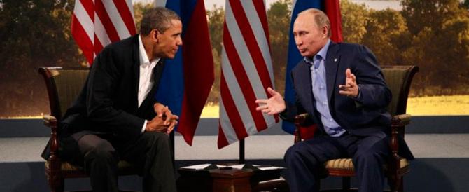 Obama travolto dal protagonismo di Putin: USA all'angolo sulla Siria