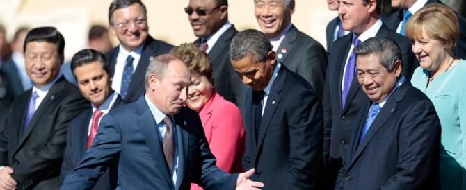 L'ironia di Putin sugli Usa: «Non hanno altro da fare che parlare di me?»