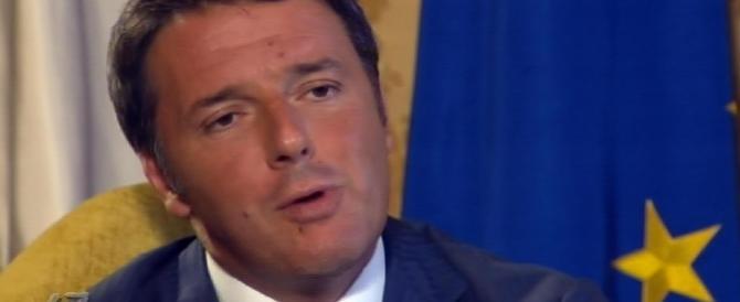 Renzi: tra un anno il referendum sulla riforma, la migliore che ci sia…
