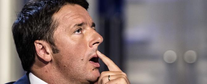 Il presuntuoso Renzi dà i numeri. Per lui l'Italia va bene. Punto e basta