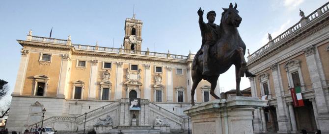 Centrodestra: sondaggi negativi a Milano e Napoli, mentre a Roma…