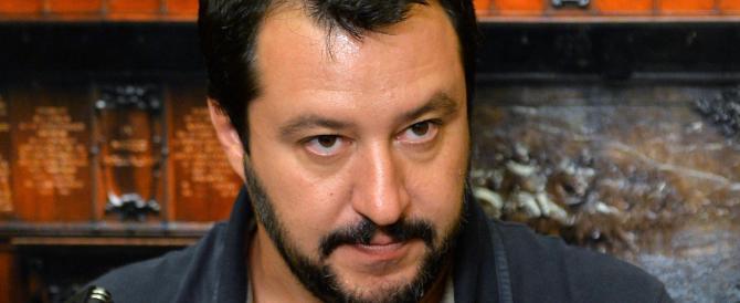 """Salvini: """"Non correrò a Milano. Per il dopo Renzi punto su flat tax e lotta all'UE"""""""