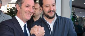 Salvini fa il modesto: mi metto da parte, a Palazzo Chigi vedo bene Zaia