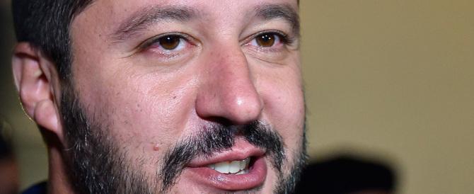 """Salvini: """"Il futuro siamo noi. Da Bologna parte la sfida a Renzi e alla sinistra"""""""