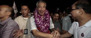 """Singapore, """"en plein"""" del partito di governo. Al Pap 83 seggi su 89"""