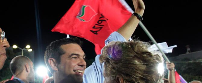 Sondaggi: in Grecia il centrodestra sorpassa Tsipras, Alba Dorata al 6,5%