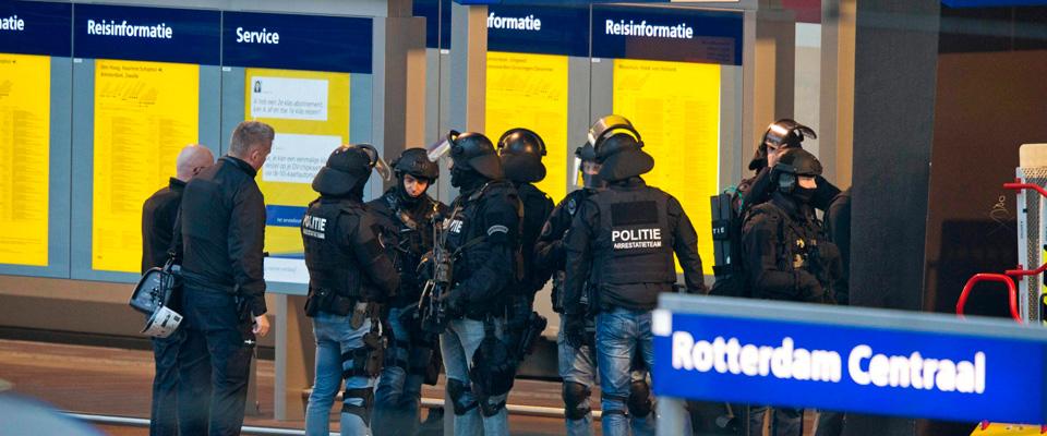 terrorismo treno amsterdam parigi