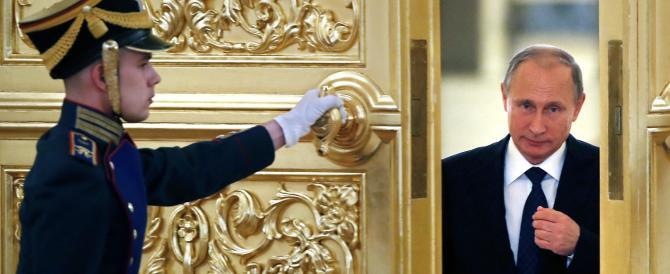 In Medio Oriente Putin fa il leader. E Obama bombarda ospedali (per errore)