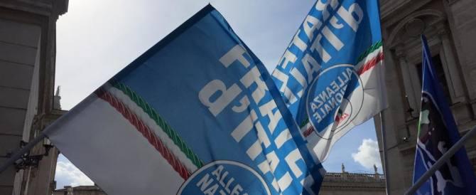 Fratelli d'Italia ai consiglieri del Pd: «Se amate Roma, dimettetevi in massa»