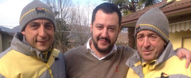 Sparò a due rom che lo derubavano, condannato. Salvini: «Io sto con lui»