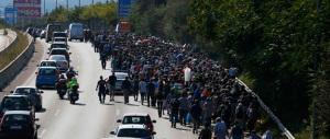 Anche l'Austria blinda i propri confini: preparativi per barriere in corso