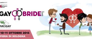 """Al via il primo """"Gay Expo"""" di Bologna gli abiti per gli sposi omosessuali"""