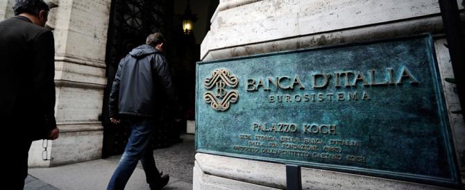 Inchieste, Banca d'Italia accusa: «Noi bersaglio di polemica politica»