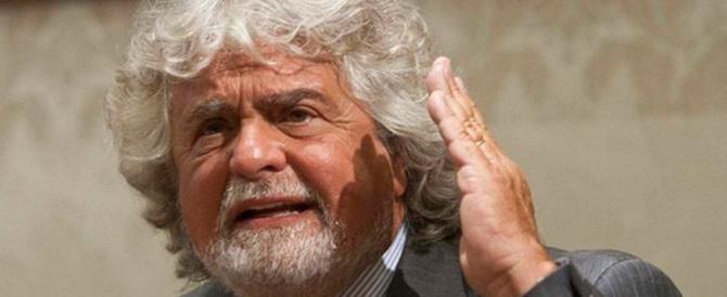"""Grillo lancia il """"Legalicum"""":  «Approviamolo e poi subito al voto»"""