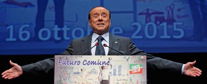 Berlusconi suona la carica: «In Renzi pulsioni autoritarie. Fermiamolo»