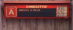 Roma, metro ferma e disagi alle stelle. L'assessore: mi viene da piangere!