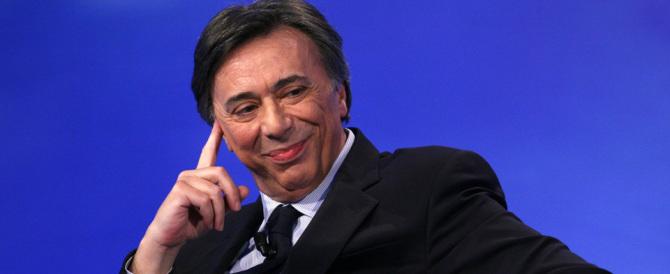 Freccero rimpiange Berlusconi: «Senza di lui tutti addormentati»
