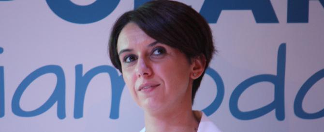 La Castaldini (Ncd) ci riprova: «Gli italiani si rivedono in noi e nel governo»