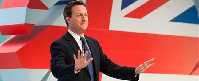 """Cameron sicuro: """"Gran Bretagna più forte anche lontana da Bruxelles"""""""