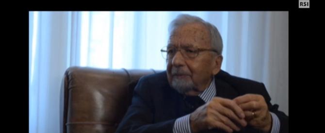 Parola di Licio Gelli: alla Tv Svizzera le certezze dell'ex venerabile
