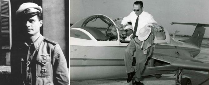 Bertuzzi, l'asso della Rsi che pilotò l'aereo di Mattei nell'ultimo volo