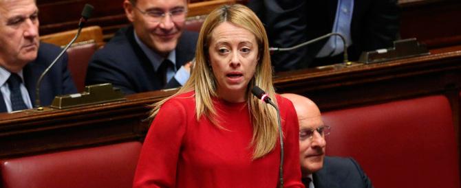 La Meloni: «Marino ricatta i romani. Pronta la mozione di sfiducia di FdI»