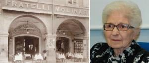 L'ultimo addio a Mafalda Molinari: amò senza riserve la sua gente e l'Italia