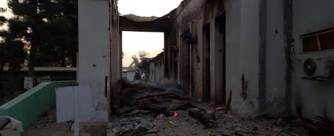 Ospedale bombardato in Afghanistan: il Pentagono apre un'inchiesta