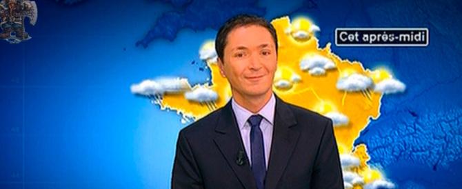 Osa dire: «Il riscaldamento climatico è una bufala». Lo cacciano dalla tv francese