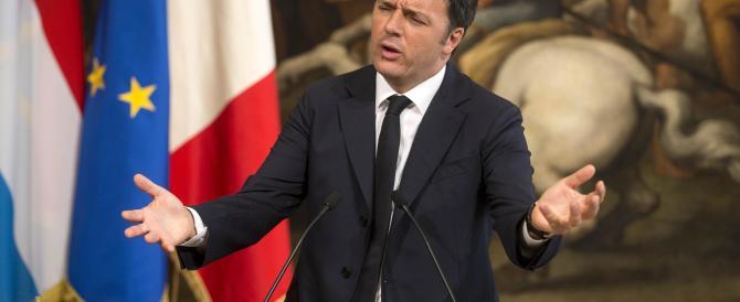"""Renzi vuol """"risanare le periferie"""" per sconfiggere il terrorismo di casa nostra"""