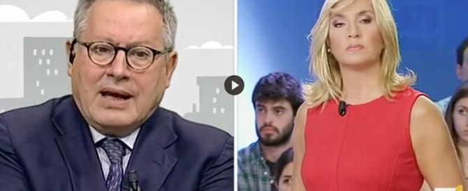 «Marino bugiardo scelto da lobby». E lui querela Paolo Liguori (VIDEO)