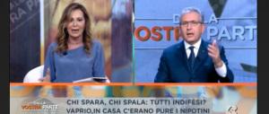 Il montiano Librandi accusa il pensionato. La Santanchè: «Sparati in testa» (video)