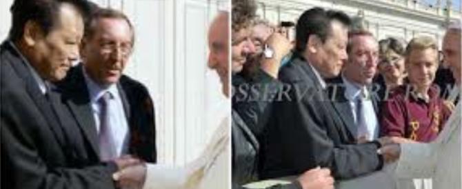Il chirurgo giapponese non ha operato il Papa ma ha taroccato la sua foto…