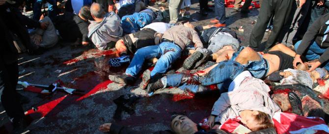 Strage in Turchia, cresce il numero delle vittime: 86 i morti, 186 i feriti