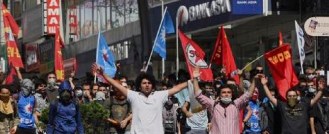 Istanbul, pugno duro contro il dissenso: 244 condanne per Gezi Park