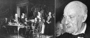 Ricordo del medievista Gioacchino Volpe, epurato nel '45 perché fascista