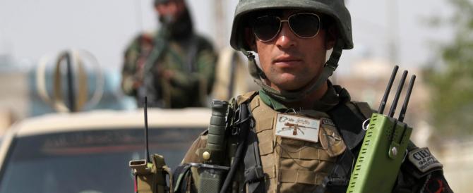 Afghanistan, si schianta un C-130 Usa e i talebani rivendicano l'attacco