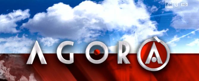 FdI contro Agorà: «I suoi sondaggi non hanno né capo né coda, la Rai chiarisca»