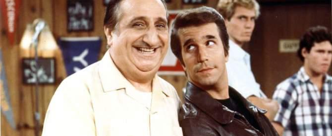 """È morto Al Molinaro, il gestore di """"Arnold's"""" lanciato da Happy Days"""