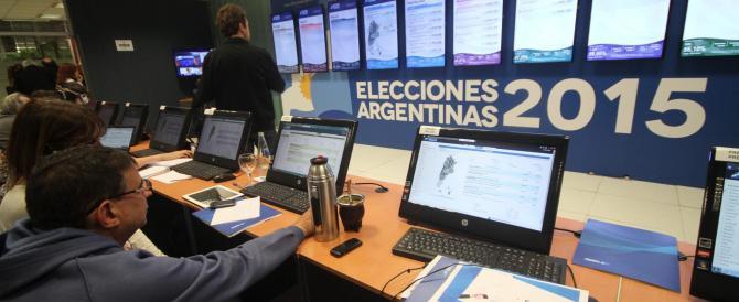 Argentina, elezioni nel segno di Evita: al ballottaggio boom del centrodestra