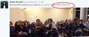 Su Twitter il clamoroso lapsus della fedelissima di Renzi: «Ecco la buona sola»
