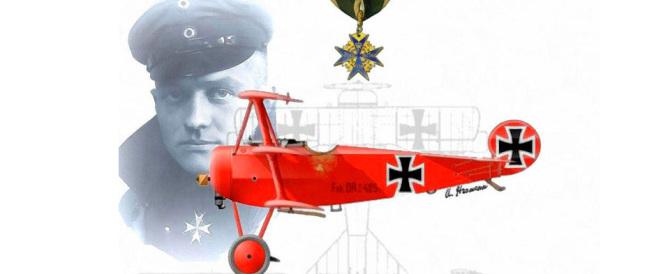 Rivelazione: Il Barone Rosso abbattuto dalla fanteria, non in duello aereo