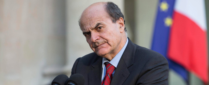 Bersani ci riprova: nessuno capisce più dove sta andando il Pd